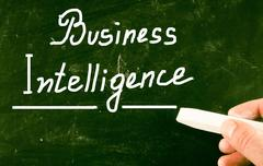 Stock Photo of business intelligence