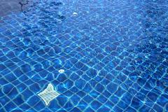 Blue pool Kuvituskuvat