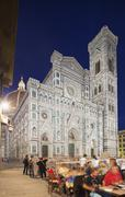 Stock Photo of Duomo (Cathedral), Historic Center, UNESCO World Heritage Site, Florence,