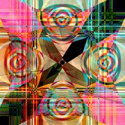 Stock Illustration of Abstract ornamental background