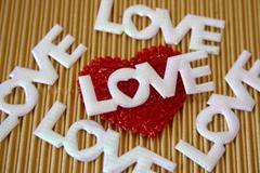 Love all around Stock Photos