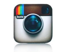 Instagram logotype camera Kuvituskuvat