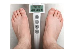 Stock Photo of Lose weight