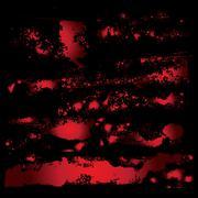 Blood splash gradient vector Stock Illustration
