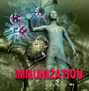 Immunity Against Diseases Stock Illustration