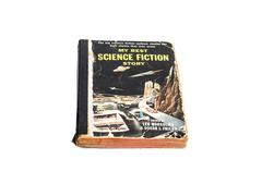 Stock Photo of Used paperback My best science fiction story