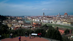 Florence Tuscany Italy  footage - stock footage