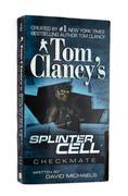 Spy novel Tom Clancy's Splinter Cell Checkmate - stock photo