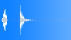 Slide Thud 01 - sound effect