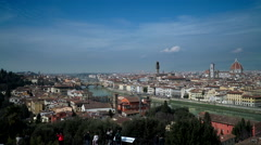 Florence Tuscany Italy - stock footage