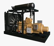 Stock Illustration of Generator