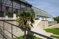 Le Jardin des Plantes, a botanical garden in Paris Kuvituskuvat