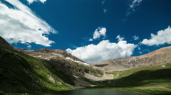 Colorado Rocky Mountains - stock footage