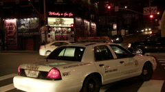 LA Sheriff Whisky A Go go Stock Footage