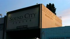 Sound City Stock Footage
