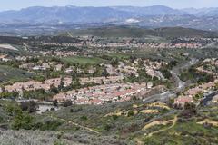 Wood Ranch Simi Valley California - stock photo