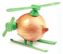 Onion Chopper - stock photo