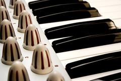 Piano Keys of a modular Synthesizer Kuvituskuvat