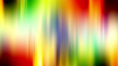 Vertical Bright Color Streaks Loop Stock Footage