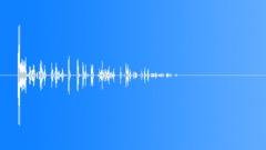 Ice or Ceramic Debris Impact 3 - sound effect