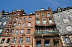 Stock Photo of France, city of Honfleur in Normandie