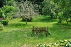 France, picturesque village of Saint Genies in Dordogne Kuvituskuvat