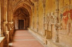 Stock Photo of France, Cadouin abbey in Perigord