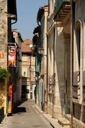 Stock Photo of historical city of Saint Remy de Provence
