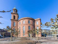 Stock Photo of Paulskirche, famous Church in Frankfurt ( Germany)
