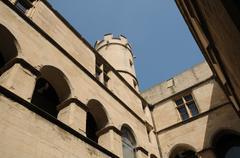 Stock Photo of France, Provence, Le Petit Palais in Avignon