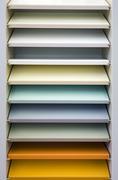 Colorful Bookshelf Stock Photos