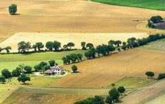 Forca Canapine (Umbria) - stock photo