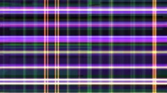 Colored Lines And Stripes Vj Loop - stock footage