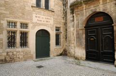 historical city of Saint Remy de Provence - stock photo