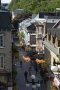 Stock Photo of picturesque city of Quebec