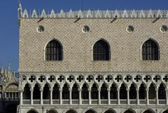Doges Palace in Venice - stock photo