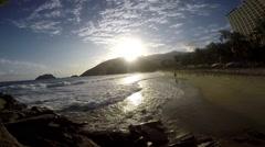 Beach Series - Caribbean Beach 01 Stock Footage