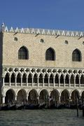 Doges Palace in Venice Stock Photos