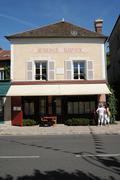 Auberge Ravoux in Auvers sur Oise Stock Photos