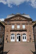 Stock Photo of Bas Rhin, Le Palais des Rohan in Saverne