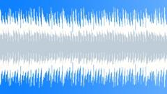 Stock Music of Floating  (Loop 02)
