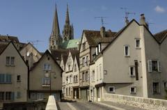 Stock Photo of Chartres