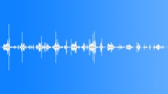 Screwing ligt bulb in ceramic thread Sound Effect
