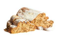 marchpane cake - stock photo