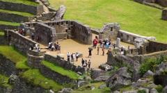 Machu Picchu 05 HD Stock Footage