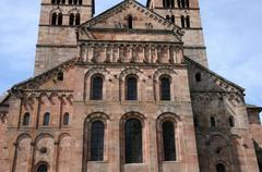 Murbach en Alsace Stock Photos