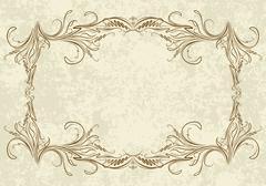 Elegant vintage background. Stock Illustration