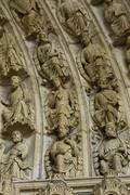 Stock Photo of Chartres cathedral