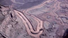 Mining Industry Timelapse Arkistovideo