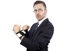 Do-it-Yourself Smartwatch Stock Photos